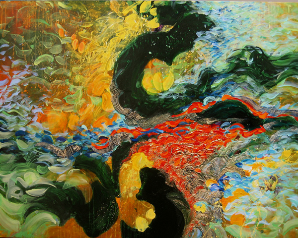 Turning Tide 38x48 a:c $4500