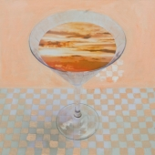 sunset-martini